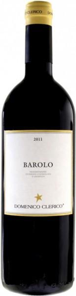 Вино Domenico Clerico, Barolo DOCG, 2011