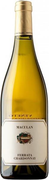 "Вино Maculan, ""Ferrata"" Chardonnay, 2015"
