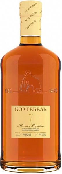 "Коньяк ""Koktebel"" 7 Years Old, 0.7 л"