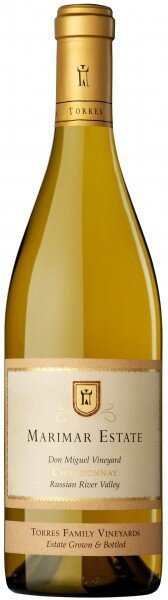 "Вино Marimar Estate, ""Don Miguel Vineyard"" Chardonnay, 2008"