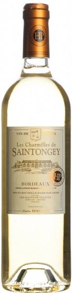 """Вино """"Les Charmilles de Saintongey"""", Bordeaux AOC"""