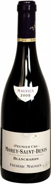 "Вино Frederic Magnien, Morey-Saint-Denis Premier Cru ""Blanchards"" AOC, 2008"