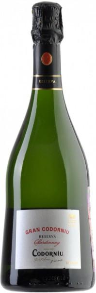 "Игристое вино ""Gran Codorniu"" Reserva Chardonnay"