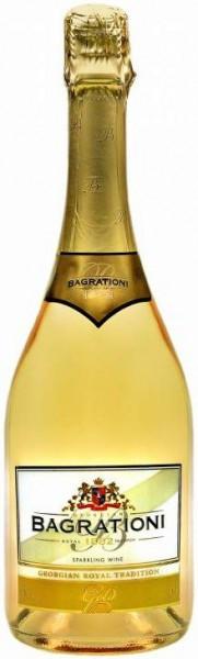 """Игристое вино Bagrationi, """"Gold"""""""