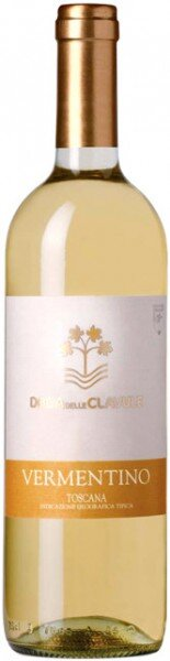 Вино Doga delle Clavule, Vermentino Toscana IGT 2010