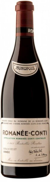 Вино Romanee-Conti Grand Cru AOC, 2001