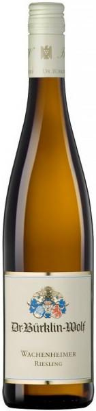 "Вино Dr. Buerklin-Wolf, ""Wachenheimer"" Riesling, 2014, 0.375 л"