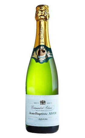 Игристое вино Jean Baptiste Adam Cremant 0.75л