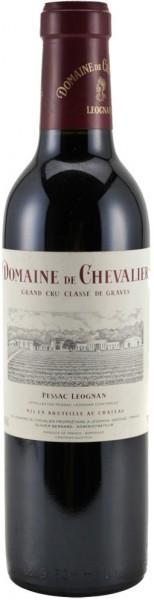 "Вино ""Domaine De Chevalier"" Rouge, Pessac-Leognan AOC Grand Cru, 2011, 0.375 л"