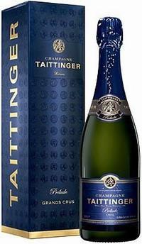 Шампанское Taittinger, Prelude Grands Crus Brut, gift box