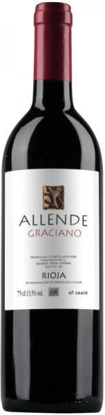 Вино Rioja DOC Allende Graciano 2004