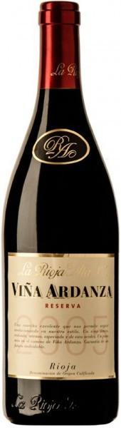 "Вино ""Vina Ardanza"" Reserva, Rioja DOC, 2005, 1.5 л"