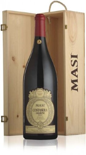 "Вино Masi, ""Costasera"" Amarone Classico DOC, 2013, wooden box"