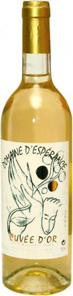 "Вино Domaine d'Esperance ""Cuvee d'Or"", 2009"