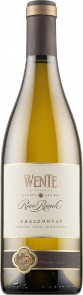 "Вино Wente, ""Riva Ranch"" Chardonnay, 2012"