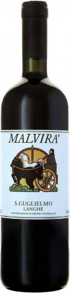 "Вино Malvira, ""San Guglielmo"", Lange DOC, 2004"