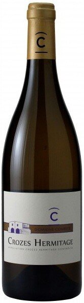 Вино Domaine Combier, Crozes-Hermitage AOC Blanc, 2014