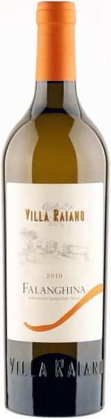 Вино Villa Raiano, Falanghina Beneventano IGT, 2010