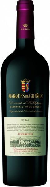 Вино Marques de Grinon, Syrah, 2007