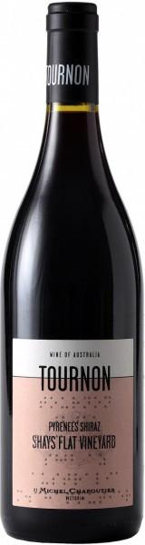 "Вино Tournon, ""Shays Flat Vineyard"" Pyrenees Shiraz, 2012"