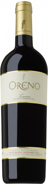 "Вино Sette Ponti, ""Oreno"", Toscana IGT, 2009"