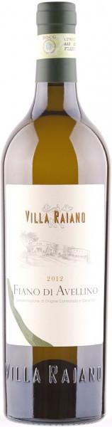 Вино Villa Raiano, Fiano di Avellino DOCG, 2012