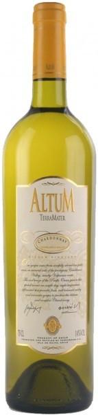 "Вино TerraMater, ""Altum"" Chardonnay, 2014"