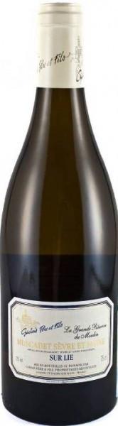 Вино Muscadet Sevre et Maine AOC 2009