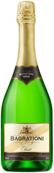 Игристое вино Bagrationi, Classic Dry