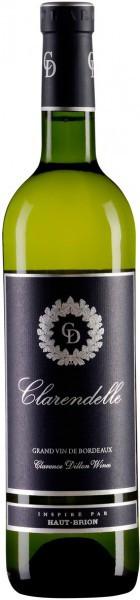 "Вино Clarence Dillon, ""Clarendelle"" Blanc, Bordeaux AOC, 2007"