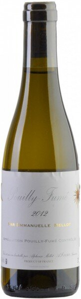 "Вино Alphonse Mellot, Pouilly-Fume ""Par Emmanuelle Mellot"", 2012, 0.375 л"