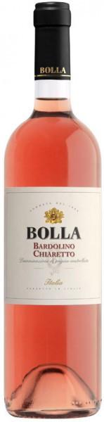 Вино Bolla, Bardolino Chiaretto DOC, 2011