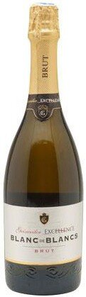 Игристое вино Geisweiler Excellence Blanc de Blancs Brut