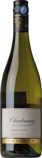 Вино Domaine Laroche, Chardonnay de la Chevaliere, Grande Cuvee, 2012