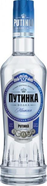 """Водка """"Putinka"""" Soft, 0.5 л"""