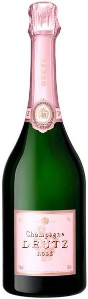 Шампанское Deutz Brut Rose, 0.375 л