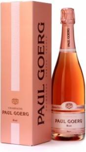 Шампанское Paul Goerg Brut Rose Premier Cru, gift box