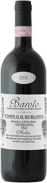 "Вино G.B. Burlotto, ""Acclivi"", Barolo DOCG, 2006"