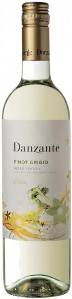 Вино Danzante, Pinot Grigio Delle Venezie, 2015