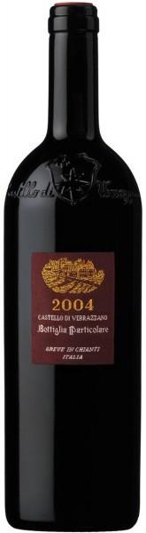 Вино Verrazzano Bottiglia Particolare, Toscana IGT 2004