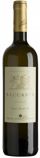 "Вино Abbazia Santa Anastasia, ""Baccante"", Sicilia IGT, 2006"