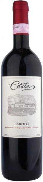 Вино Ceste Barolo DOCG, 2005