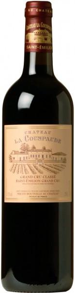 Вино Chateau La Couspaude, Saint-Emilion AOC, 2001