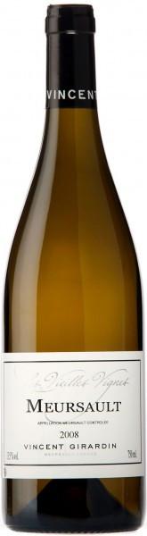 "Вино Vincent Girardin, Meursault ""Vieilles Vignes"", 2008, 0.375 л"