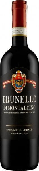 """Вино Tenute Silvio Nardi, """"Casale del Bosco"""" Brunello di Montalcino DOCG, 2010"""