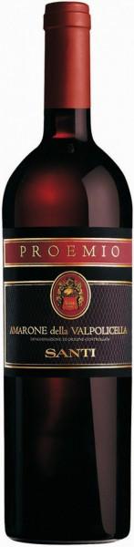 """Вино Santi, """"Proemio"""" Amarone della Valpolicella DOC, 2006"""