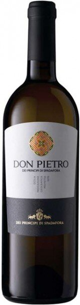 Вино Azienda Agricola Spadafora Don Pietro Bianco 2009