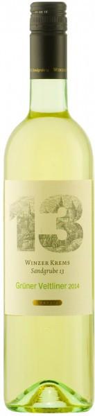 """Вино Winzer Krems, """"Sandgrube 13"""" Gruner Veltliner, 2014"""