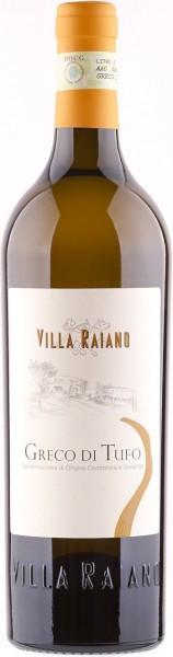 Вино Villa Raiano, Greco di Tufo DOCG, 2015