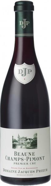 """Вино Domaine Jacques Prieur, Beaune Premier Cru """"Champs-Pimont"""", 2011, 0.375 л"""